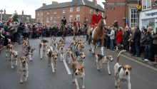 Atherstone Hunt Boxing Day