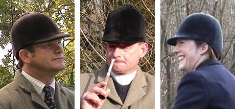 Crawley and Horsham Hunt guilty