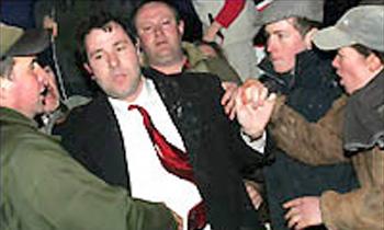 Dan Norris MP harassed