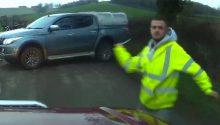 Fernie Hunt supporter hammer attack