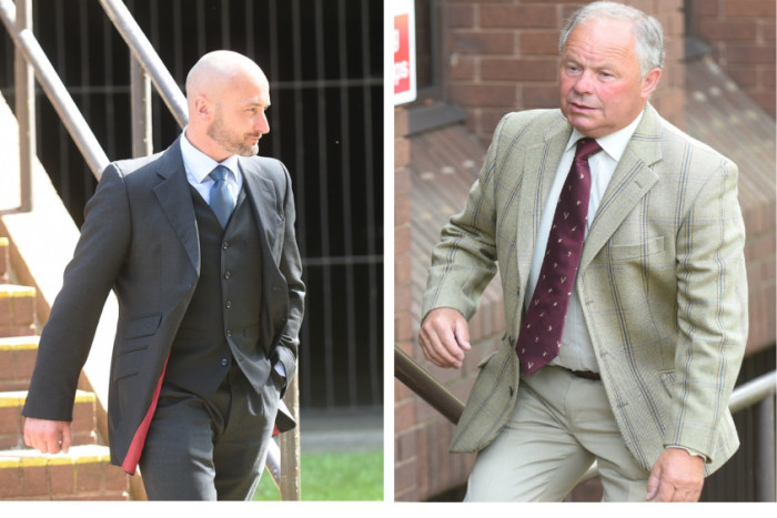 Two members of Fitzwilliam Hunt in court charged with hunting offences