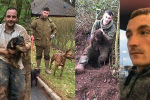 Badger baiters jailed after BBC undercover investigation