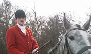 Huntsman Simon Upton
