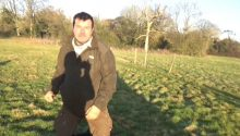 The group claim the man is part of the Ledbury Hunt