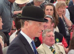 Mark Hankinson director of Masters of Foxhounds Association