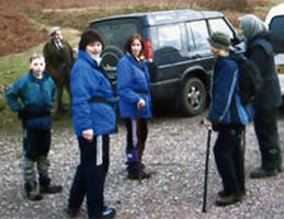 Cumbria Melbreak Foxhounds