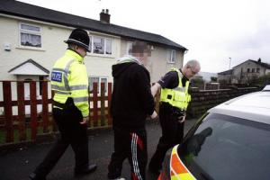 Police arrest suspected badger baiters