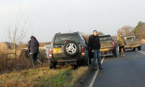 York and Ainsty South Hunt Road Havoc