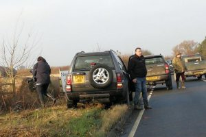 New Year's Hunt Slammed Over Hound Death