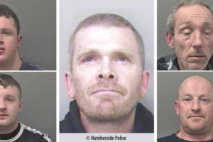 Five men jailed over badger baiting in Melton